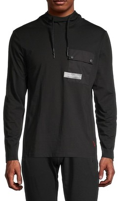 Antony Morato Long-Sleeve Cotton Hoodie