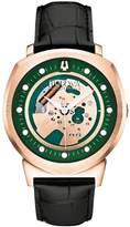 Bulova Men's Accutron Ii 97A122 Leather Quartz Watch
