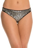 Luxe by Lisa Vogel Mirror Image Beach Bikini Bottom 8121243