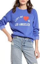 BP I Left My Heart in Los Angeles Graphic Sweatshirt