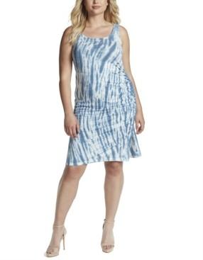 Skinnygirl Women's Plus Connie Dress