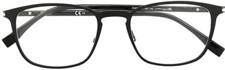 HUGO BOSS Square Frame Glasses