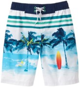 Crazy 8 Beach Swim Trunks