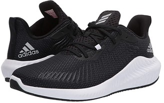 adidas Alphabounce 3 (Core Black/Silver Metallic/Core Black) Men's Running Shoes