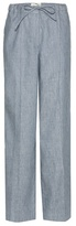 By Malene Birger Passia Linen-blend Trousers