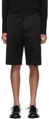 Prada Black Chino Shorts