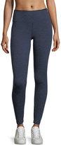 Koral Activewear Mystic Mid-Rise Heathered Crop Leggings
