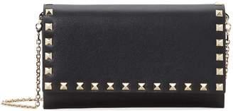 Valentino Gavarani wallet with chain strap