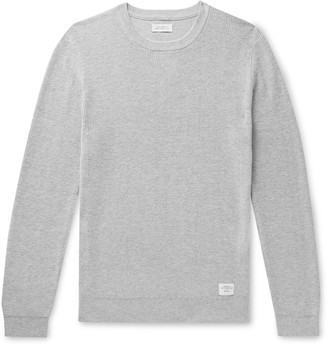 Saturdays NYC Everyday Classic Cotton-Blend Sweater