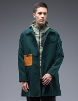 Whiz Hide Coat