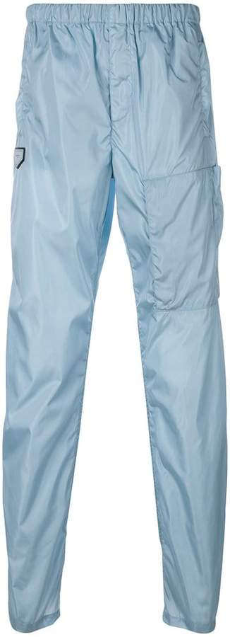 Givenchy straight-leg casual trousers