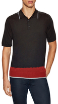 Lanvin Spread Collar Polo