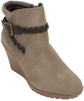 White Mountain Women's Isabella Wedge Bootie