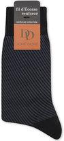 Dore Dore Diagonal Striped Cotton Socks