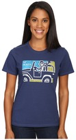 Life is Good Go Places 4x4 Crusher Tee