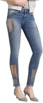 Mavi Jeans Women's Adriana Stretch Skinny Jeans