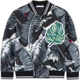 Dolce & Gabbana Mini Me botanical garden print jacket