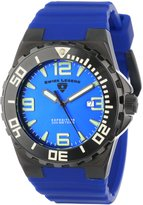 Swiss Legend Men's 10008-BB-03 Expedition Dial Silicone Watch