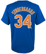 Majestic Kids' Noah Syndergaard New York Mets Official Player T-Shirt