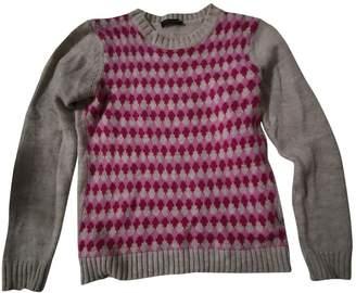 Sergio Tacchini Beige Wool Knitwear for Women