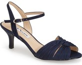 Nina 'Camille' Pleated Sandal (Women)