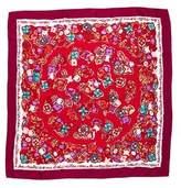 Louis Vuitton Matryoshka Fleurs Silk Scarf