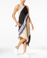 Rachel Roy Printed Asymmetrical Dress, Only at Macy's