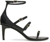Tibi Isabel leather sandals
