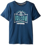 Volcom Scouter Short Sleeve Tee (Toddler/Little Kids)