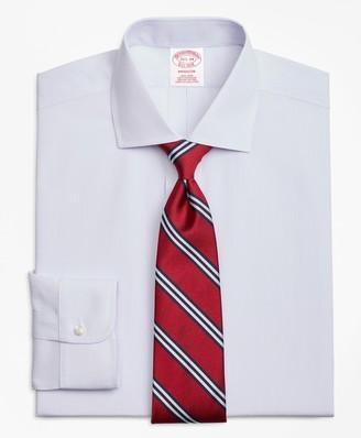 Brooks Brothers Madison Classic-Fit Dress Shirt, Non-Iron Pencil Stripe