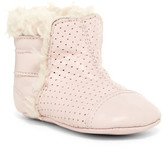 Old Soles Gatsby Faux Fur Lined Bootie (Baby & Toddler)