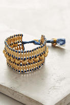 Shiraleah Keira Woven Wrap Bracelet
