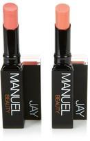Jay Manuel Beauty Lipstick Duo - Classic
