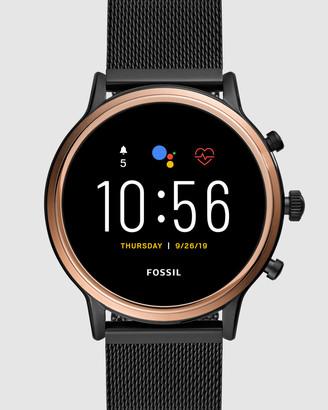 Fossil Julianna HR Black Gen 5 Smartwatch