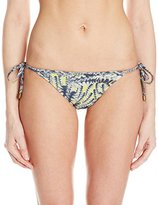 Sofia by Vix Women's La Jolla Tie Side Bikini Bottom