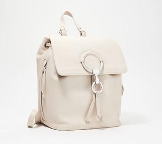 Frye Leather Ilana Small Backpack