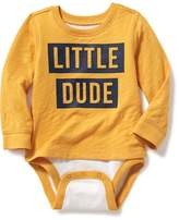 Old Navy 2-in-1 Graphic Bodysuit for Baby