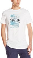 Nautica Men's Northern Cruise Graphic T-Shirt