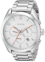 Nixon Women's A366100 Bullet Chrono Analog Display Analog Quartz Watch