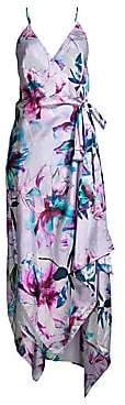 Gottex Swim Women's Primrose Cotton & Silk Wrap Dress