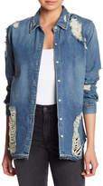 Joe's Jeans Vera Denim Shirt