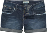 PARIS BLUES Roll Cuff Womens Shorts