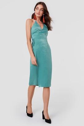 Rut & Circle Haley Wrap Dress
