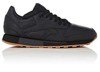 Reebok Men's Urge Leather Sneakers - Black