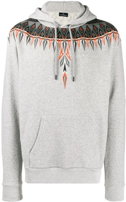 Marcelo Burlon County of Milan eagle wings hoodie