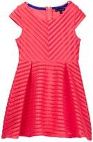 My Michelle mymichelle Crochet Dress (Big Girls)