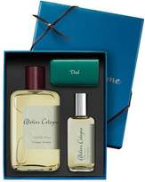 Atelier Cologne Trèfle Pur Cologne Absolue, 200 mL with Personalized Travel Spray, 30 mL