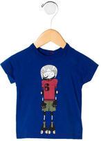 Little Marc Jacobs Boys' Screen Print T-Shirt