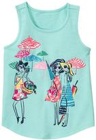 Gymboree Beach Gals Tank