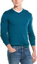 Greyson Guide Merino-Blend V-Neck Sweater
